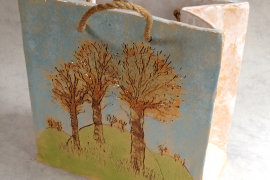 Andrew Willson Pottery Bag