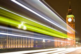 George Davalle London Lights