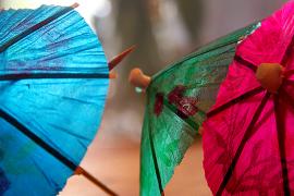 George davalle umbrellas