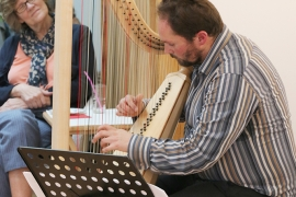 Vivace harp